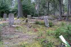 Spruce Harbor Buckminster Cemetery