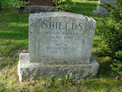 Agnes <I>Knox</I> Shields