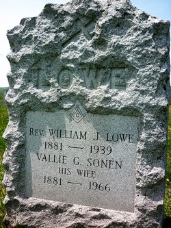 Vallie G. <I>Sonen</I> Lowe