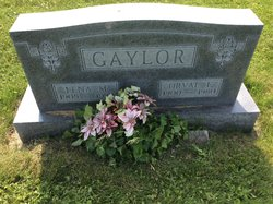 Lena May <I>Fletcher</I> Gaylor