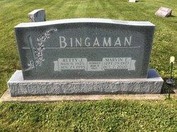 Betty J. Bingaman