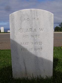 Clara W Slack