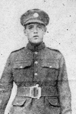 Private James Pettinger