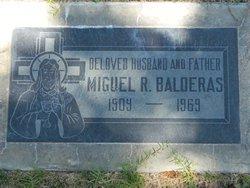 Miguel R Balderas