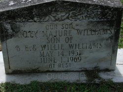 Stanley Majure Williams