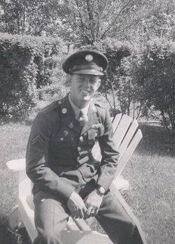 Sgt Lewis Allan Hilger