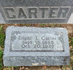 Edgar L Carter