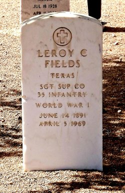 Leroy Clinton Fields