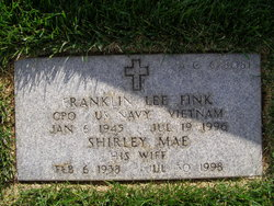 Shirley Mae Fink