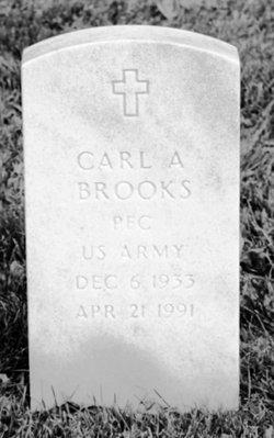 Carl A Brooks