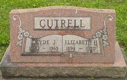 Elizabeth H Cutrell