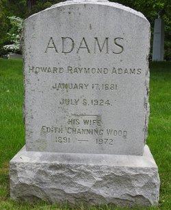 Edith Channing <I>Wood</I> Adams