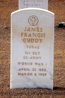 James Francis Cuddy