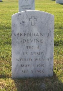 Brendan Joseph Devine
