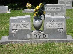 Jesse Hodge Boyd
