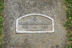 James McDonald Israel