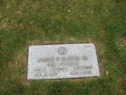 James F Slater, Jr