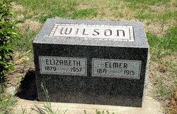 """Elizabeth """"Lizzie"""" <I>Wolf</I> Wilson"""
