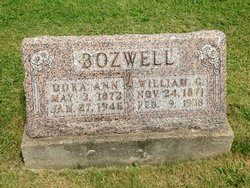 William Gustus Bozwell