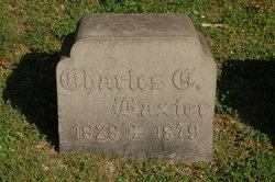 Charles C Baxter