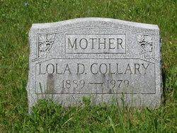 Lola D <I>Decker</I> Collary