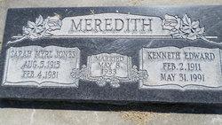 Kenneth Edward Meredith
