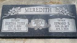Edward Samuel Meredith