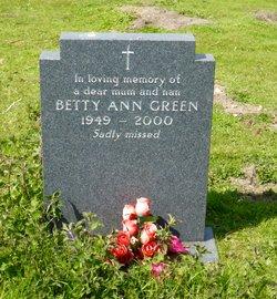 Betty Ann Green