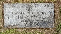 Harry W Derrig