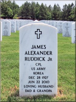 James Alexander Ruddick, Jr