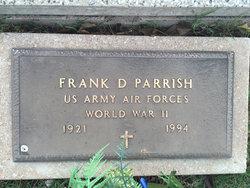 Frank Daniel Parrish