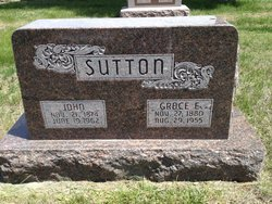 Grace E <I>Arneson</I> Sutton