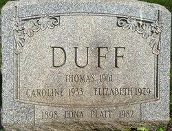 Thomas Duff