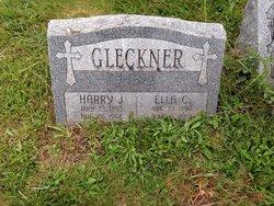 Ella C <I>McGettigan</I> Gleckner