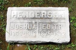 Edith Alice <I>Hamaker</I> Henderson
