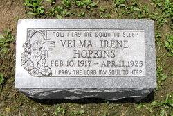 Velma Irene Hopkins
