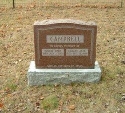 Lillian Jane <I>Levesque</I> Campbell