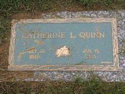 """Catherine """"Cass"""" <I>Christy</I> Quinn"""