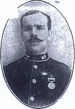 Private Charles Levick