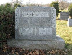 Mary P <I>Ponty</I> Gorman