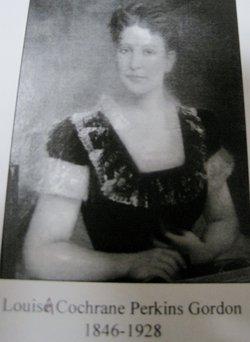 Louisa Henrietta Gordon <I>Cochrane</I> Perkins