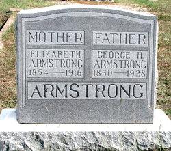 Phelarah Elizabeth <I>Wolfe</I> Armstrong