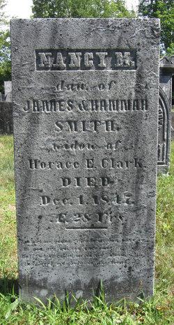 Nancy M. <I>Smith</I> Clark