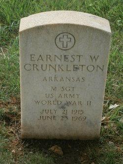 Earnest William Crunkleton