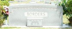 Emma Lou <I>Horton</I> Borders