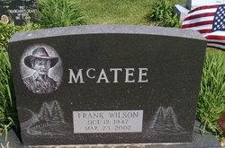 Frank Wilson McAtee