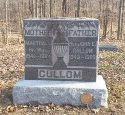 Rev John Edward Cullom