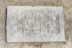 Mary Hannah <I>Shultz</I> Smith