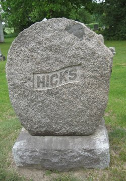 Sarah Anne <I>Smith</I> Hicks