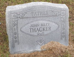 John Riley Thacker